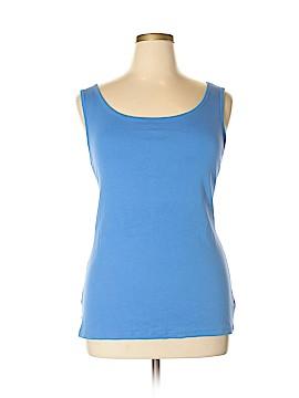 Talbots Sleeveless T-Shirt Size XL