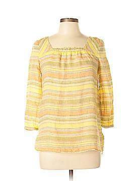 Lands' End 3/4 Sleeve Blouse Size XL