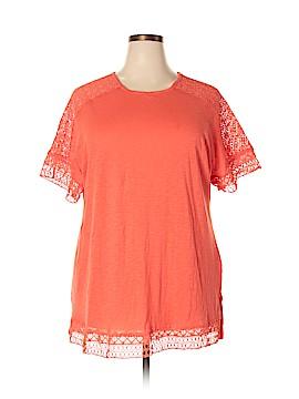 Hannah Short Sleeve T-Shirt Size 3X (Plus)