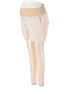 Ann Taylor LOFT Khaki Shorts Size 6 (Maternity)
