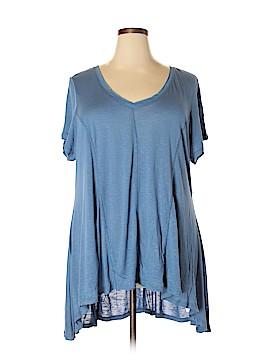 Symmetry Short Sleeve T-Shirt Size 2X (Plus)