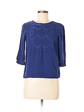 Ecote Short Sleeve Blouse Size S