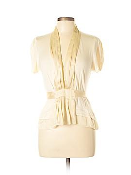Aryn K. Short Sleeve Top Size L