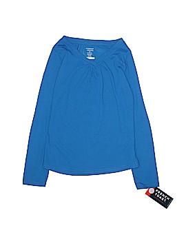 French Toast Long Sleeve T-Shirt Size 7 - 8