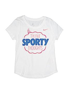 Nike Short Sleeve T-Shirt Size 10 - 12