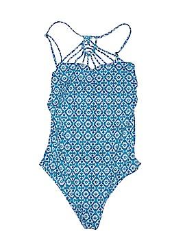 Tori Praver One Piece Swimsuit Size M