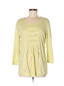 Van Heusen 3/4 Sleeve Top Size M