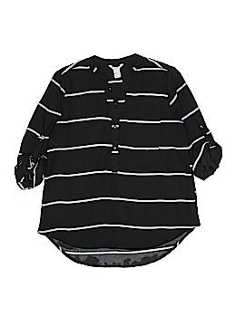 Streetwear 3/4 Sleeve Blouse Size M