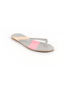TKEES Flip Flops Size 10