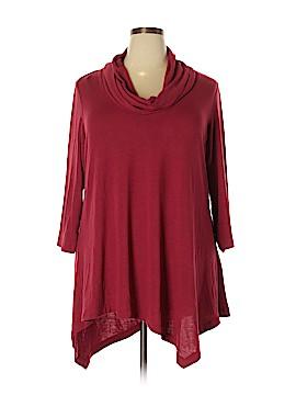 Grace Elements Pullover Sweater Size 2X (Plus)