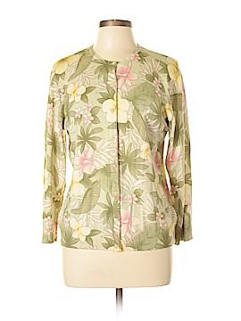 Pendleton Silk Cardigan Size L