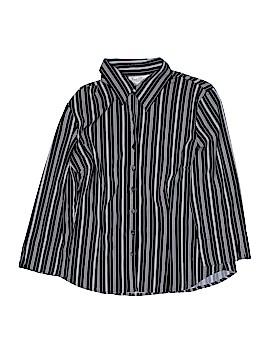 Fred David 3/4 Sleeve Blouse Size M