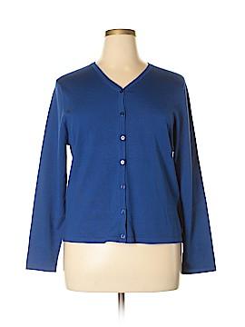 Pendleton Silk Cardigan Size XL