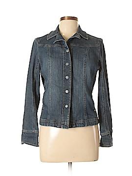 Coldwater Creek Denim Jacket Size 8