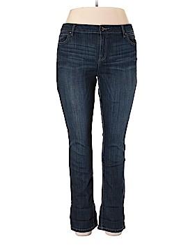 Simply Vera Vera Wang Jeans Size 16