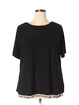 Ronni Nicole II Short Sleeve Blouse Size 22W (Plus)