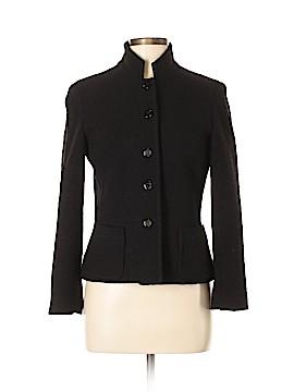 Petite Sophisticate Wool Blazer Size 4