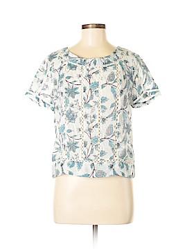 Hinge Short Sleeve Blouse Size XS