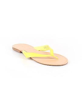 Ann Taylor LOFT Flip Flops Size 8