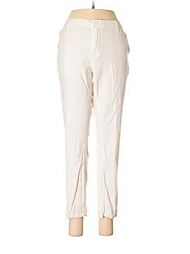 Crown & Ivy Linen Pants Size 12