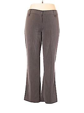 Unbranded Clothing Dress Pants Size 1X (Plus)