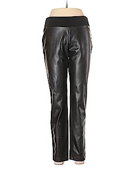 Alfani Faux Leather Pants Size 6