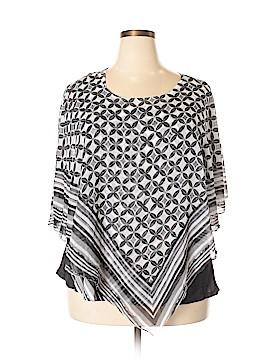Unity World Wear Short Sleeve Blouse Size 2X (Plus)