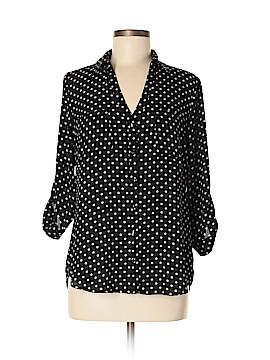 BCX 3/4 Sleeve Blouse Size M
