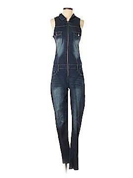 VIP Jeans Jumpsuit Size L