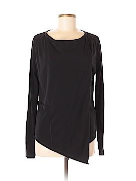 Simply Vera Vera Wang Long Sleeve Top Size M