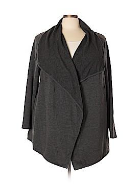 Danskin Cardigan Size 3X (Plus)