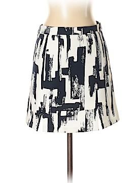 Aqua Denim Skirt Size S