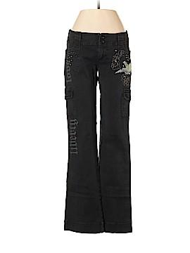Second Yoga Jeans Cargo Pants Size S