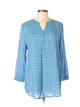 Grand & greene 3/4 Sleeve Blouse Size XL