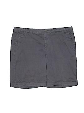 Nordstrom Khaki Shorts Size 14