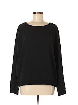 Lou & Grey Long Sleeve Blouse Size M