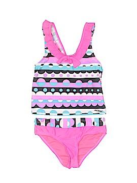 ZeroXposur Two Piece Swimsuit Size 6