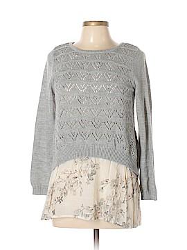 AB Studio Pullover Sweater Size M