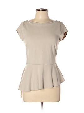 Carmen Carmen Marc Valvo Short Sleeve Top Size L
