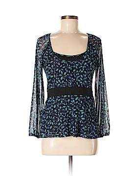 Katherine New York Long Sleeve Blouse Size M
