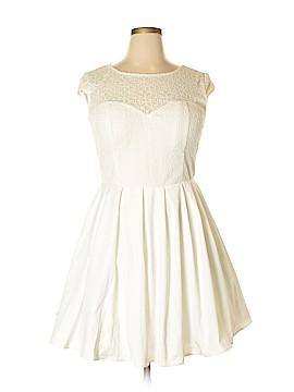 Chi Chi London Casual Dress Size 14