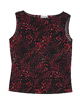 Clio Sleeveless Blouse Size L (Petite)