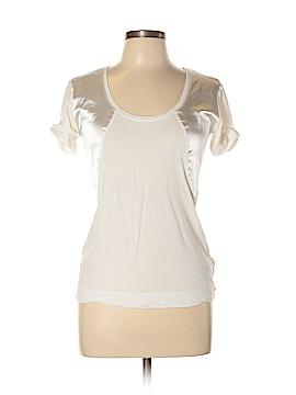 Emporio Armani Short Sleeve Top Size 4