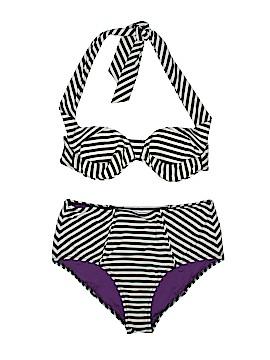 Diane von Furstenberg Two Piece Swimsuit Size S