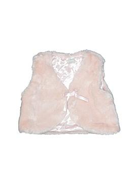H&M Faux Fur Vest Size 12-18 mo