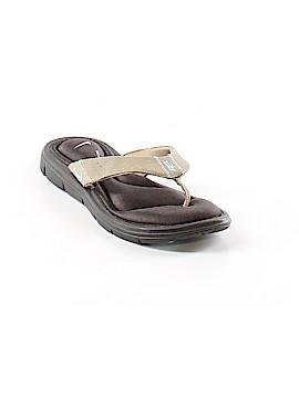 Nike Flip Flops Size 8