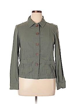 Appleseeds Long Sleeve Button-Down Shirt Size 14