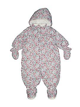 Baby Gap One Piece Snowsuit Size 6 mo