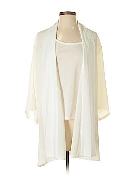 Natori 3/4 Sleeve Blouse Size S