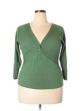 Bandolino Pullover Sweater Size 2X (Plus)